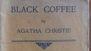 PLAYS: Black Coffee (1934) - the rarest 1st edition play.