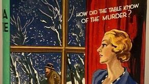 2021 August: Highlights of Agatha Christie eBay sales.
