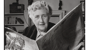 INSIGHTS:  The Agatha Christie Photography Collection at the National Portrait Gallery