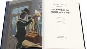 COLLECT: The Folio Society's Agatha Christie Books