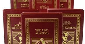 "EASTON PRESS:  The ""Poirot Six"" Collection."