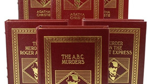 "EASTON PRESS:  The ""Poirot Six"" Collection."