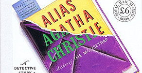 COLLECTING:  The 1991 Agatha Christie Stamps
