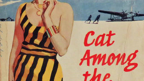 COLLECT: Cat Among the Pigeons by Agatha Christie