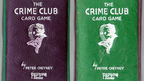 GAMES: The Crime Club Card Game from 1935