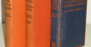 2020 April: Highlights of Agatha Christie Ebay sales