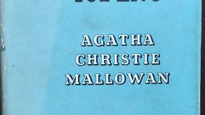 COLLECT: Books by Agatha Christie Mallowan