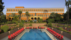 EXPERIENCES: Travel in Christie's footsteps: CAIRO