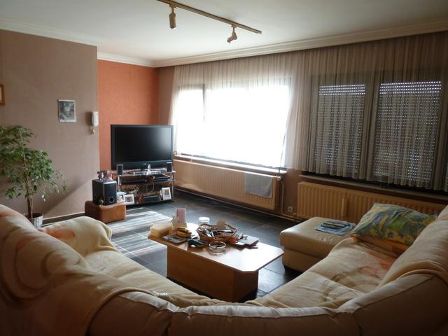 Appartement : woonkamer