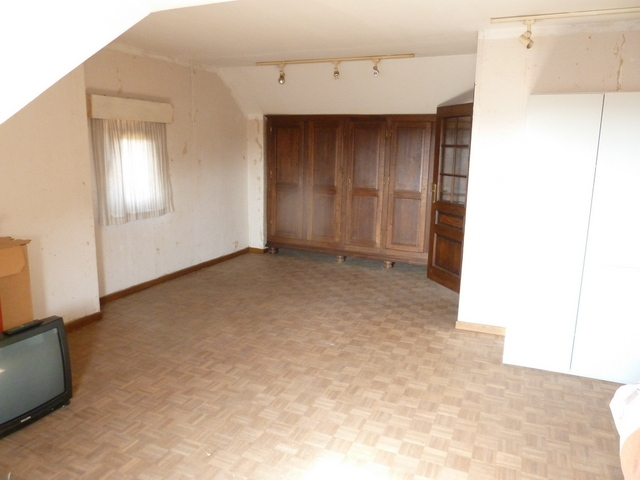 Appartement : slaapkamer 1