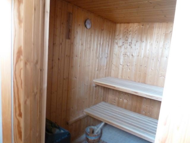 Appartement : sauna