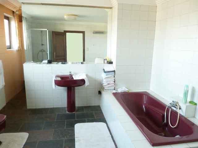 Appartement : Badkamer