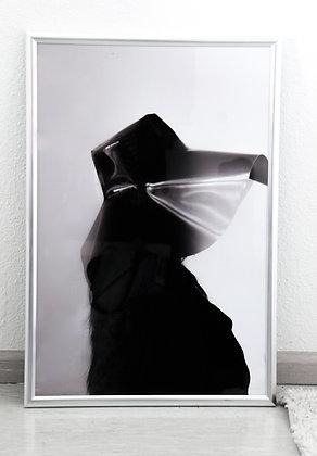 "PHOTO PRINT ""Fashion Portrait"""