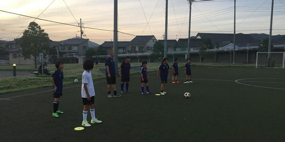 ☆2020年度TFA 女子サッカー練習会 11月14日(土)