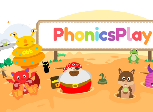 School Ready - Phonics