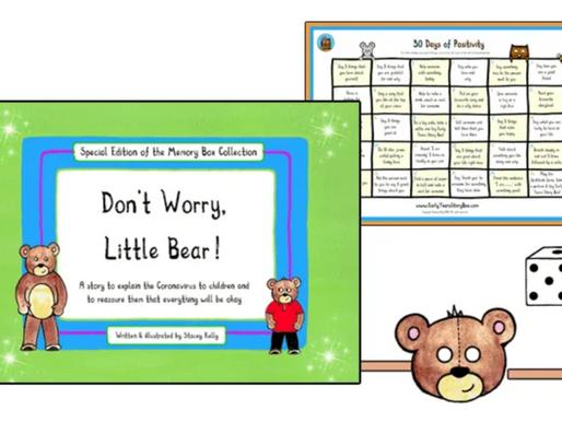 'Don't worry little bear' - Corona Story