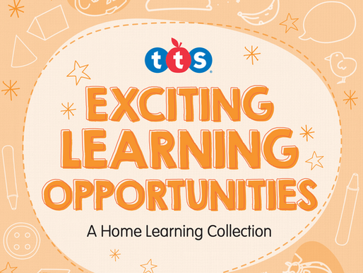 Free Activity Home Learning Booklet