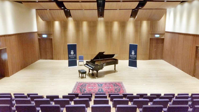 Harrow Int'l School - Recital Hall