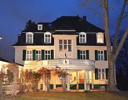 Villa Oranien Diez bei Nacht