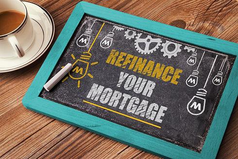 refinance your mortgage on blackboard.jp