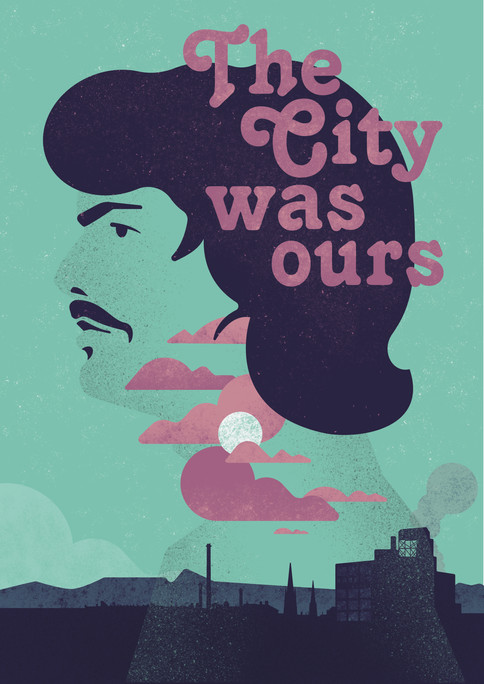 The City Was Ours - Mel Carroll