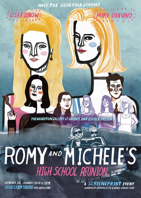 ScreenPrint - Romy and Michele's High Sc