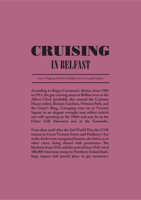 Cruising in Belfast