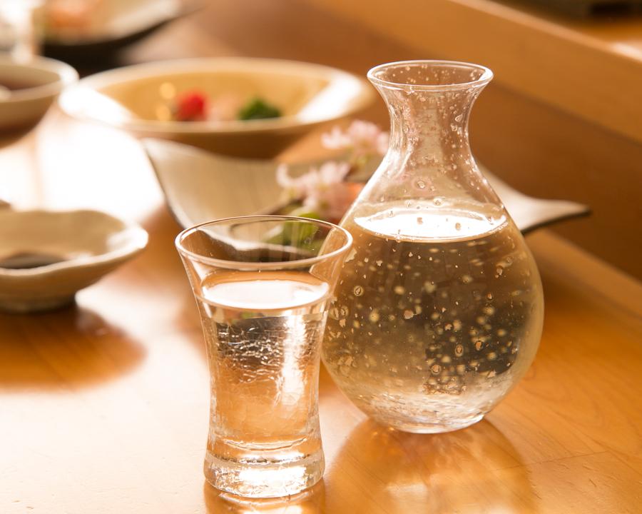 鮨孝日本酒