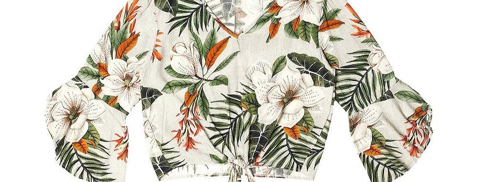 Blusa Floral Endless