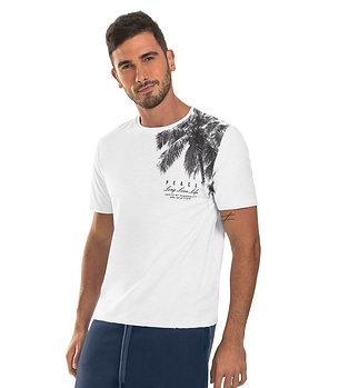 Camiseta Masculina Meia Malha Rovitex