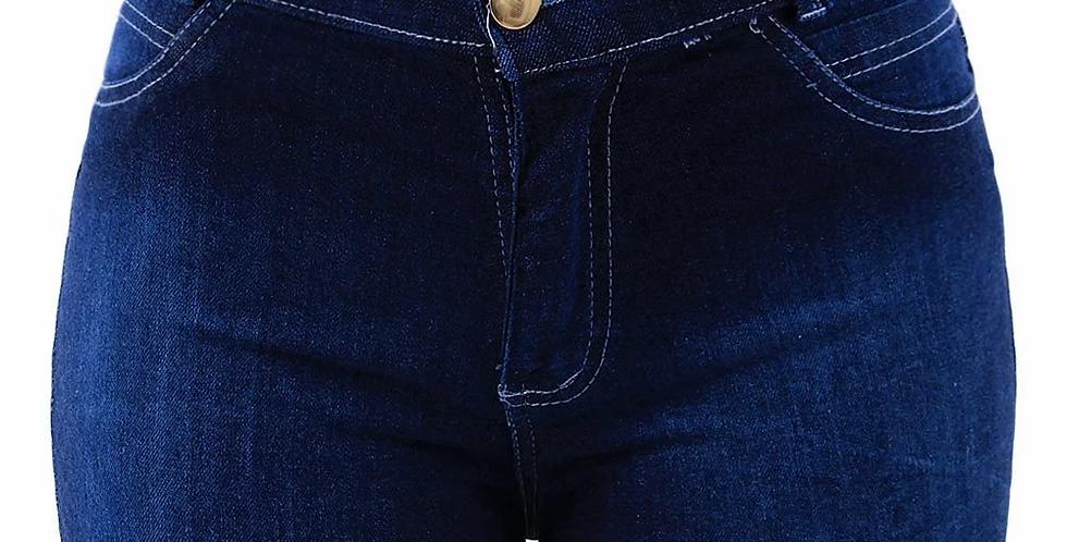 Frente do Short Jeans  Levanta Bumbum