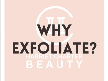 Why Exfoliate?