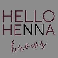 Henna eyebrows portsmouth