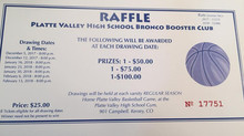 Help support Platte Valley Broncos Girls Basketball!!