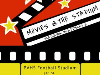Movies @ The Stadium