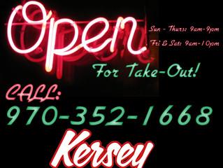 Still Open!