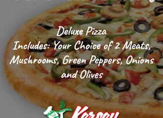 We LOVE Pizza Wednesday!