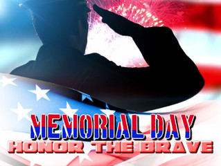 Honoring the BRAVE!