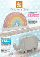VivaMK Children's Gift Catalogue