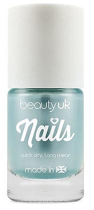 Shimmer Pearl Nail Varnish - Blue Pearl