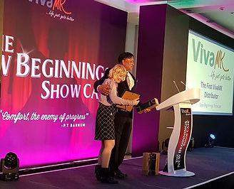 Ivonne Meisel VivaMK and Michael Khatkar VivaMK.JPG