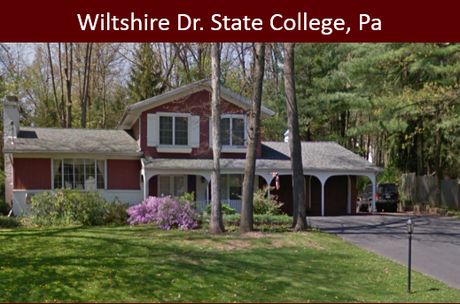 636 Wiltshire Drive State College