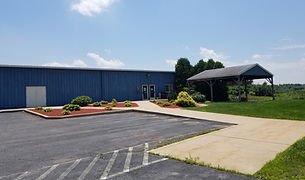 Flexible use real estate space for either industrial or commercial use in State College, PA.  High Tech Rd.  State College Real estate.  Flex space.  Open span building near airport.