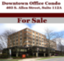 For Sale - Office Condo Downtown State C
