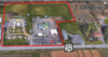 Multifamily Land Opportunity State College, PA.  State College Real Estate.  Commercial Land Developmen Opportunity.