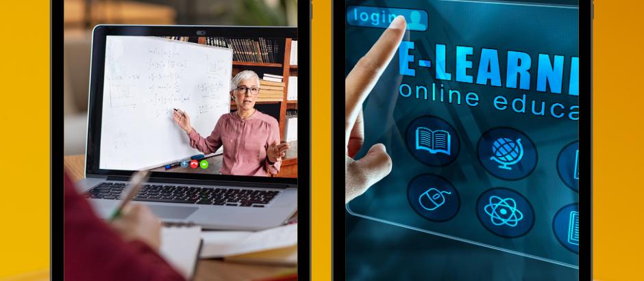 เรียนออนไลน์กับ elearning ต่างกันยังไง?