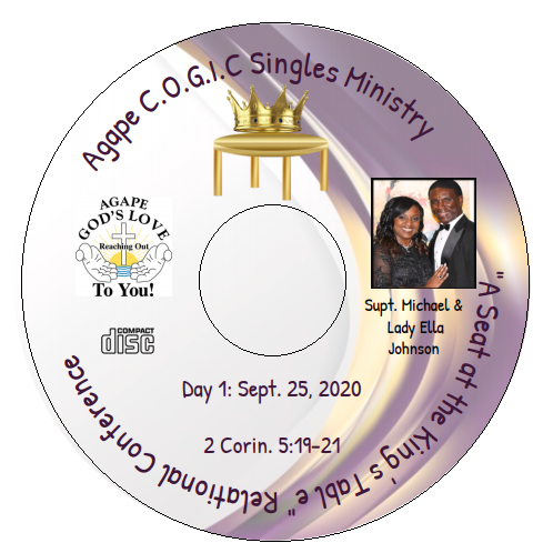 Singles Conference CD Bundle