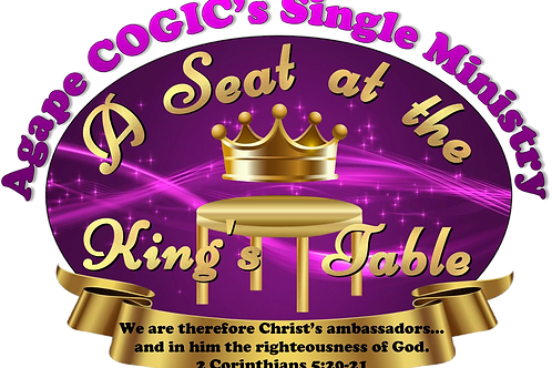 mp3: A Seat at the King's Table (Singles Conference) Day 1 Sept.25-2020