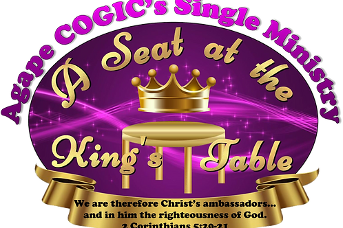 mp3: A Seat at the King's Table (Day 2) Sept.26-2020