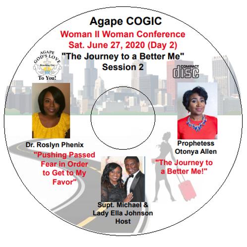 W2W 2020 Day 2 CD Session 2 (Phenix & O.Allen) 6-27-2020